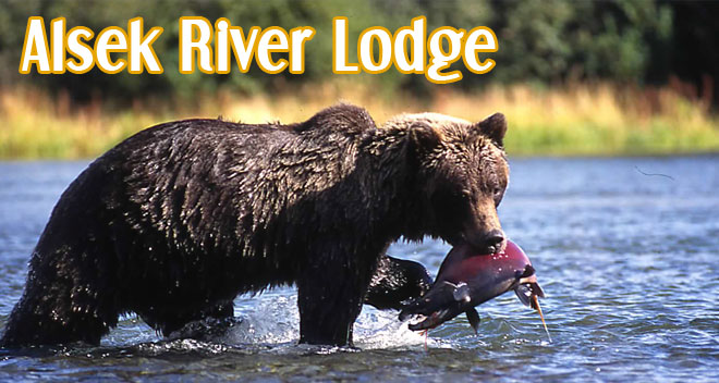 Alsek River Lodge